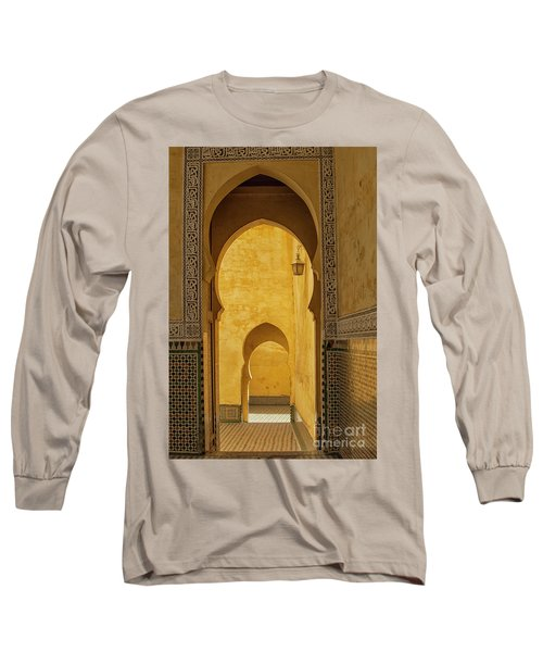 Arched Doors Long Sleeve T-Shirt