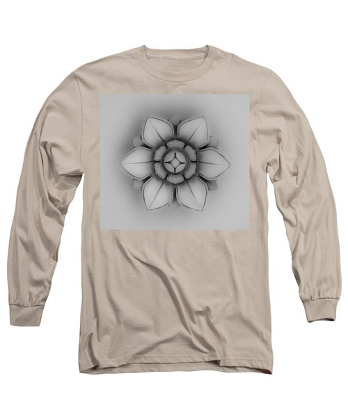 Architectural Element 2 Long Sleeve T-Shirt