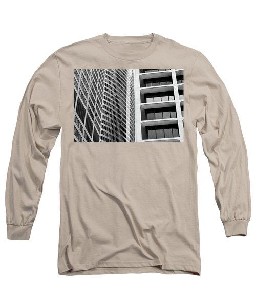 Architectural Pattern Study 2.0 Long Sleeve T-Shirt