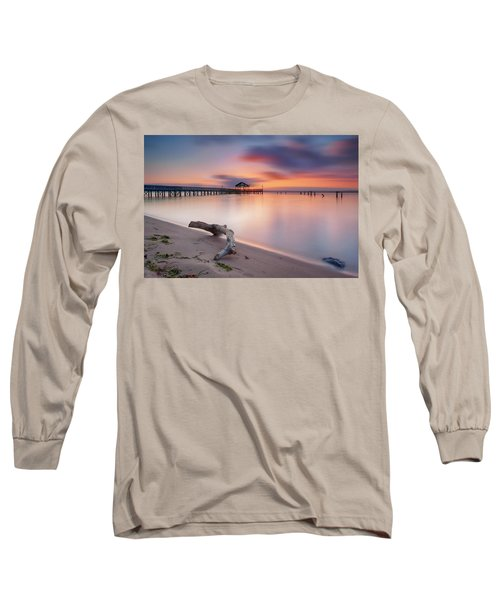 Are We Predestined To Get What We Get Long Sleeve T-Shirt by Edward Kreis