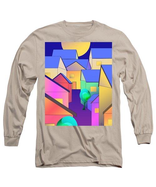 Arfordir Vi Long Sleeve T-Shirt