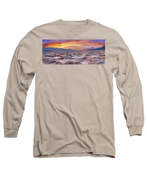 Arid Delight Long Sleeve T-Shirt by Az Jackson