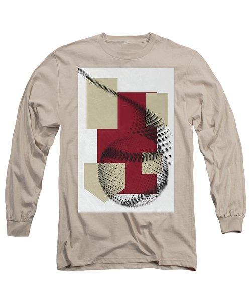 Arizona Diamondbacks Art Long Sleeve T-Shirt by Joe Hamilton