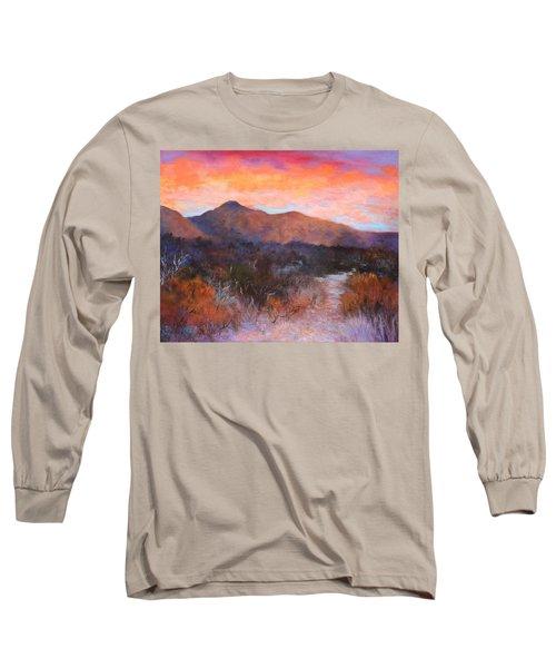 Arizona Sunset 3 Long Sleeve T-Shirt