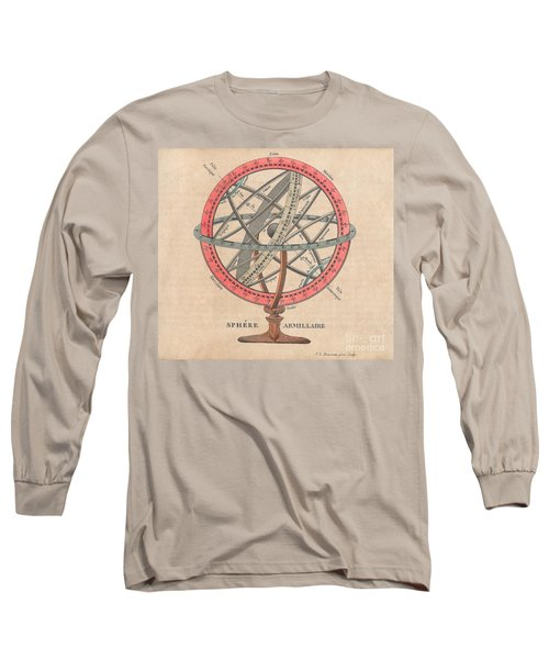 Armillary Sphere  Long Sleeve T-Shirt