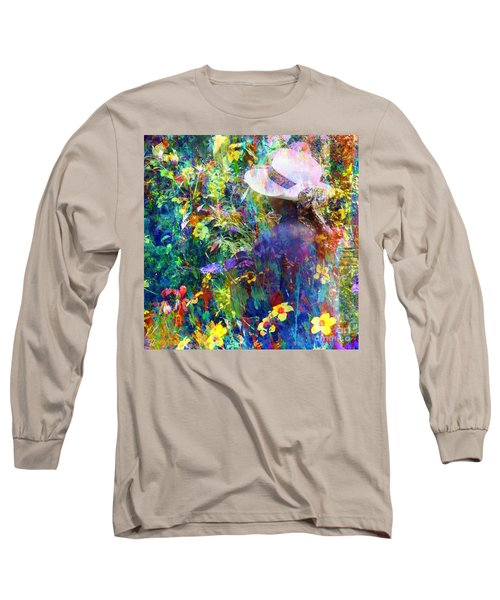 Aromatherapy Long Sleeve T-Shirt