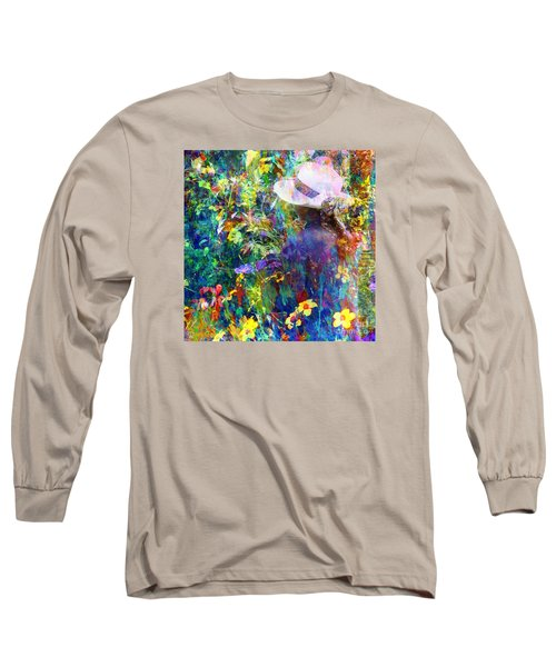 Aromatherapy Long Sleeve T-Shirt
