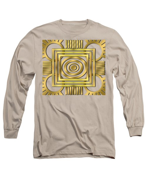 Art Deco 20 Long Sleeve T-Shirt