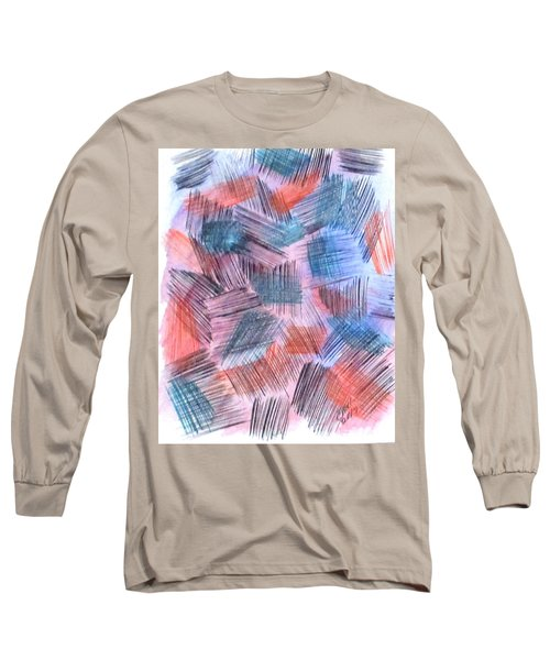 Art Doodle No. 23 Long Sleeve T-Shirt