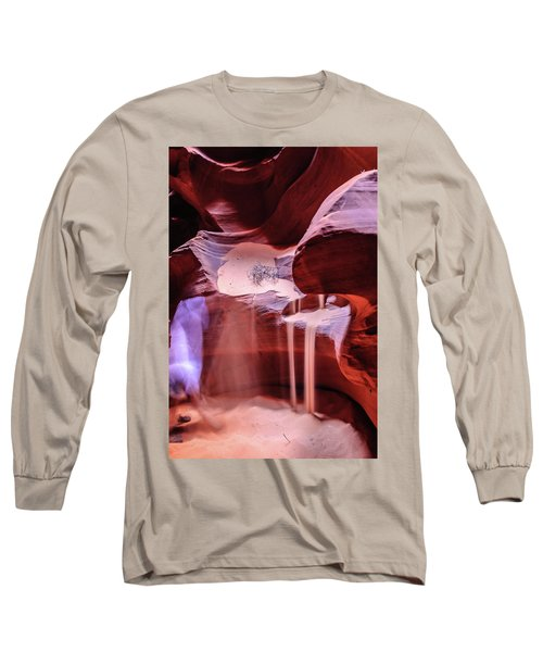 Art From Antelope Canyon Long Sleeve T-Shirt
