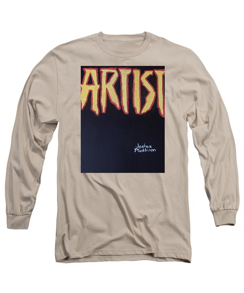 Artist 2009 Movie Long Sleeve T-Shirt
