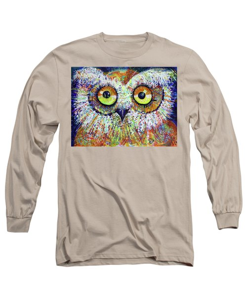 Artprize You That's Hoo Audience Participation Long Sleeve T-Shirt