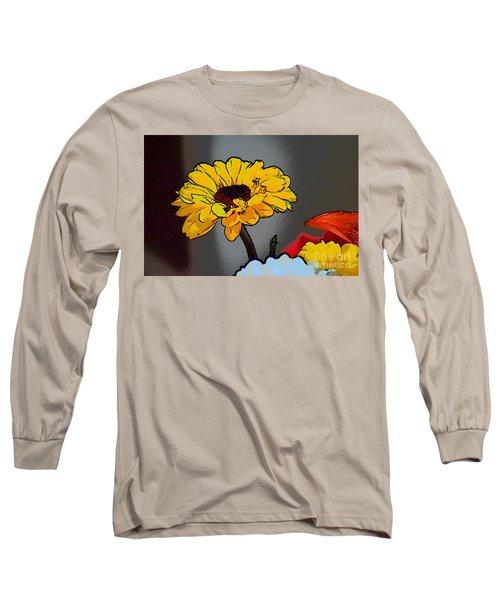 Artsy Sunshine Long Sleeve T-Shirt