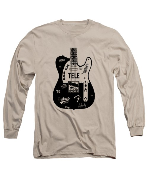 Fender Telecaster 64 Long Sleeve T-Shirt