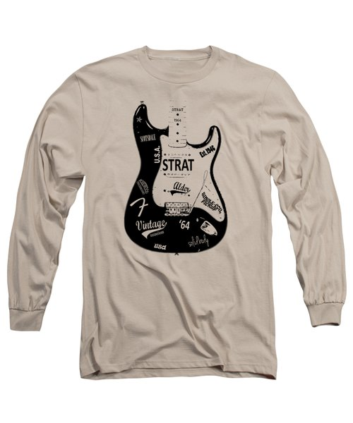 Fender Stratocaster 64 Long Sleeve T-Shirt