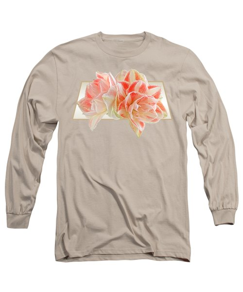 Triple Delight Long Sleeve T-Shirt