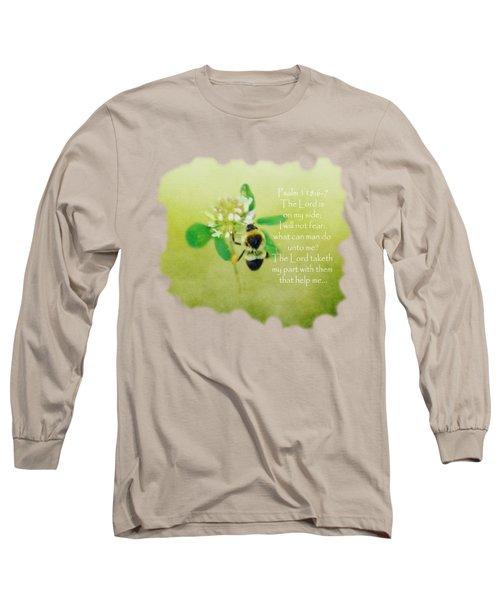 God's Love Endures Long Sleeve T-Shirt