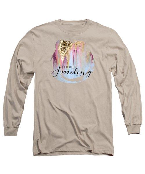 Makayla Long Sleeve T-Shirt by Liz Sparling
