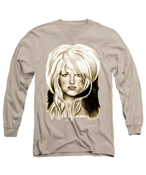 Britney In Antic Long Sleeve T-Shirt