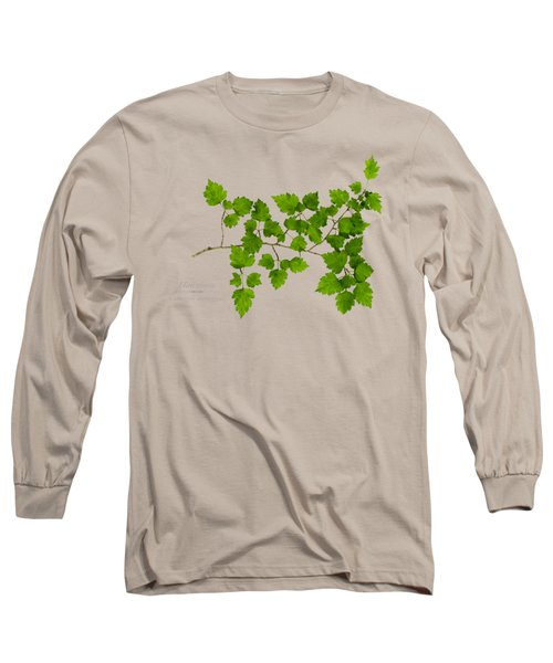 Hawthorn Long Sleeve T-Shirt by Christina Rollo