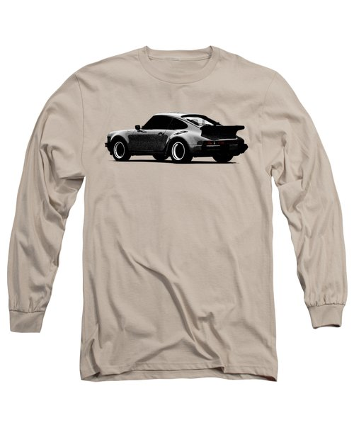 Porsche 930 Turbo 78 Long Sleeve T-Shirt