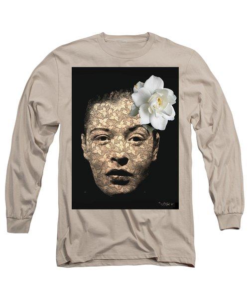 Billy Holiday Long Sleeve T-Shirt