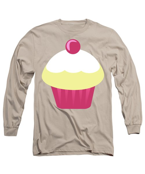 Candy Cupcake  Long Sleeve T-Shirt