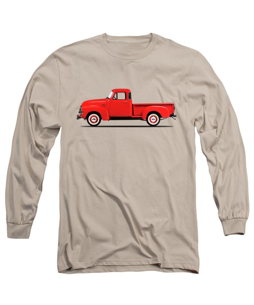The 3100 Pickup Truck Long Sleeve T-Shirt