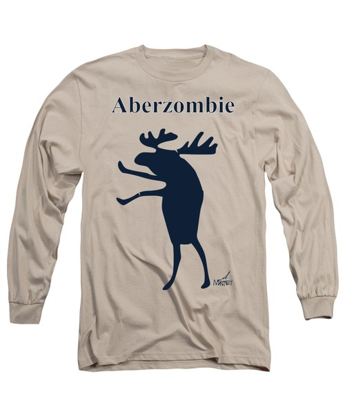 Aberzombie Long Sleeve T-Shirt