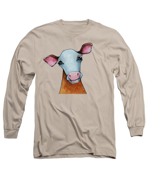 Sweet Calf Long Sleeve T-Shirt