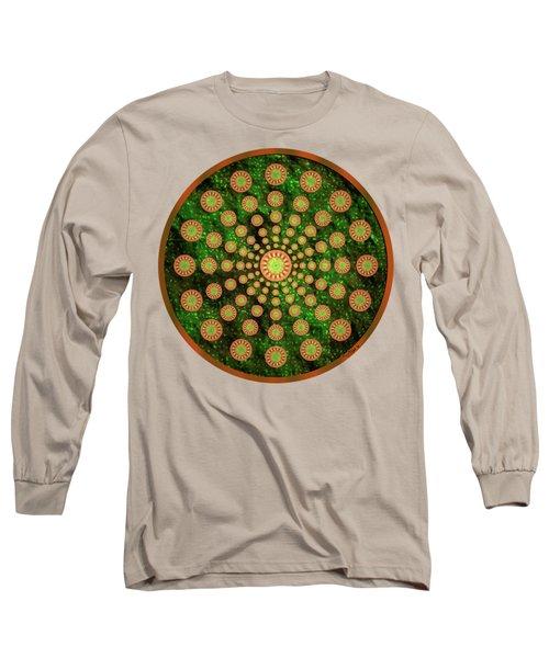 Mandala Radium 1 Long Sleeve T-Shirt