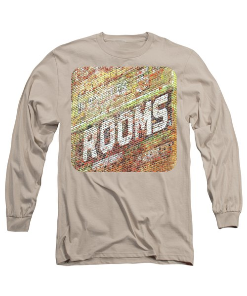 Rooms Long Sleeve T-Shirt by Ethna Gillespie