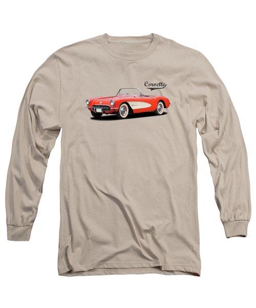 Chevrolet Corvette Long Sleeve T-Shirt
