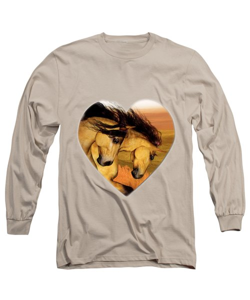 The Buckskins Long Sleeve T-Shirt