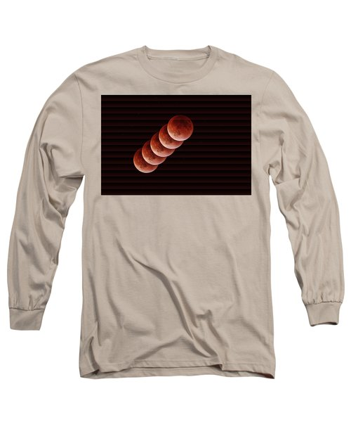 Just A Minute - The Slat Collection Long Sleeve T-Shirt by Bill Kesler