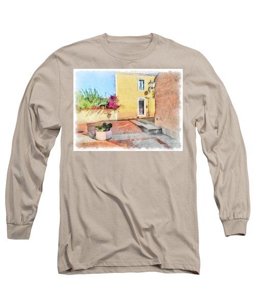 Arzachena Foreshortening Long Sleeve T-Shirt