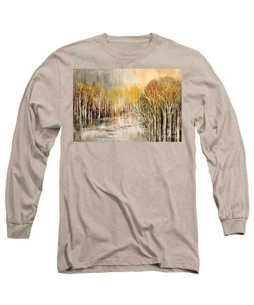 As A Dream Long Sleeve T-Shirt by Tatiana Iliina