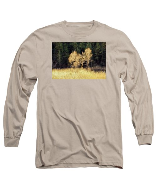 As The Sunset's Long Sleeve T-Shirt