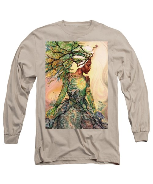 Asase Yaa Long Sleeve T-Shirt