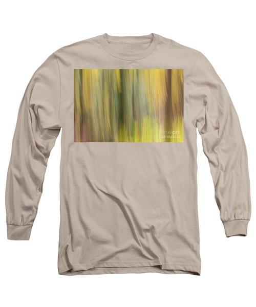 Aspen Blur #2 Long Sleeve T-Shirt