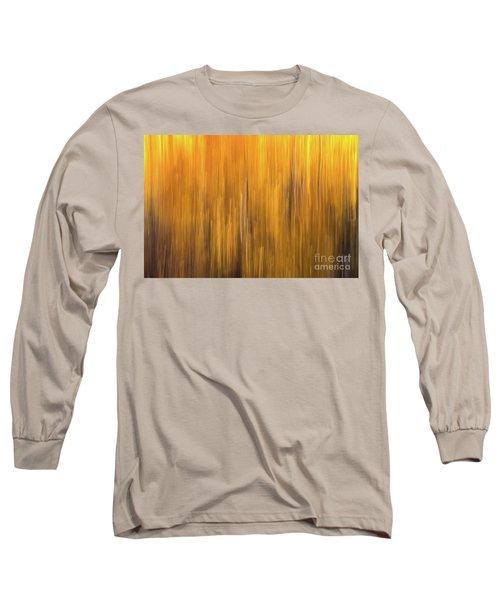 Aspen Blur #5 Long Sleeve T-Shirt