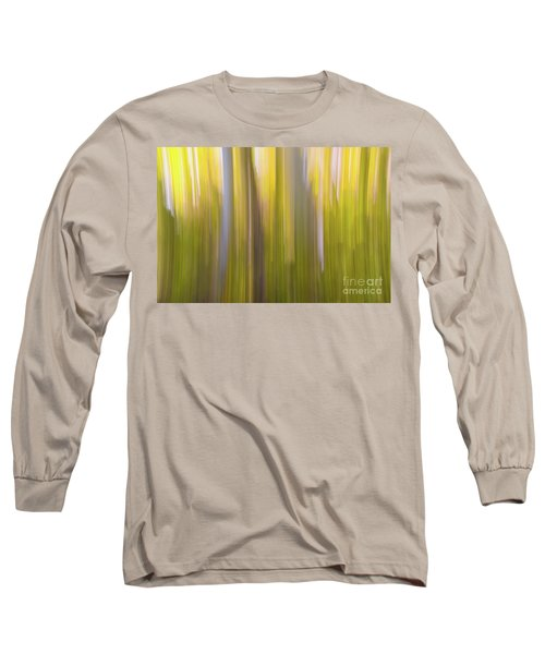 Aspen Blur #6 Long Sleeve T-Shirt