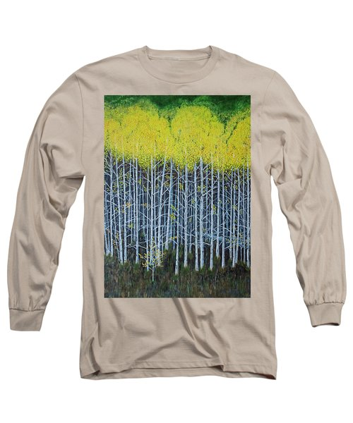 Aspen Stand The Painting Long Sleeve T-Shirt
