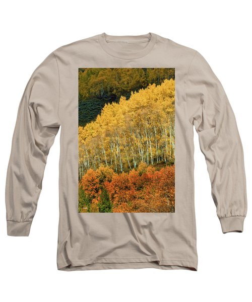 Aspen Waves Long Sleeve T-Shirt