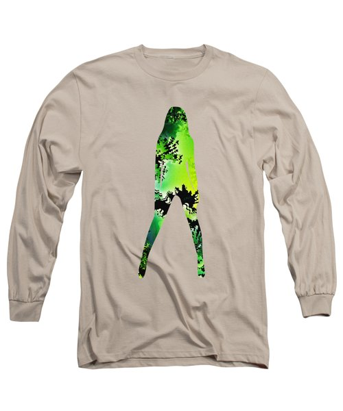 Assertive Long Sleeve T-Shirt