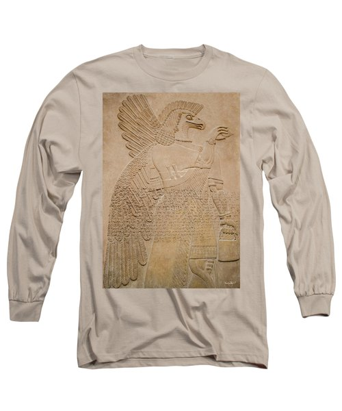 Assyrian Guardian Long Sleeve T-Shirt