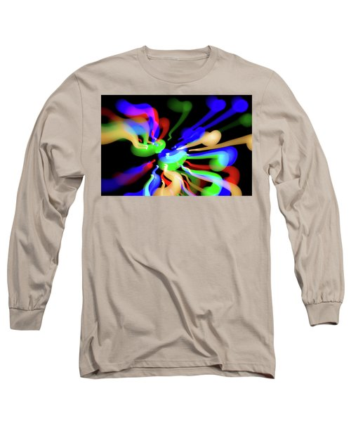 Long Sleeve T-Shirt featuring the photograph Astral Travel by Shara Weber