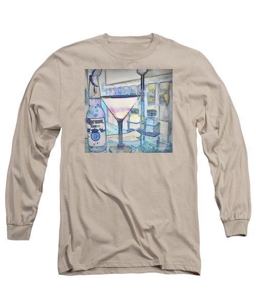 Long Sleeve T-Shirt featuring the photograph At The End Of The Day by Pamela Blizzard