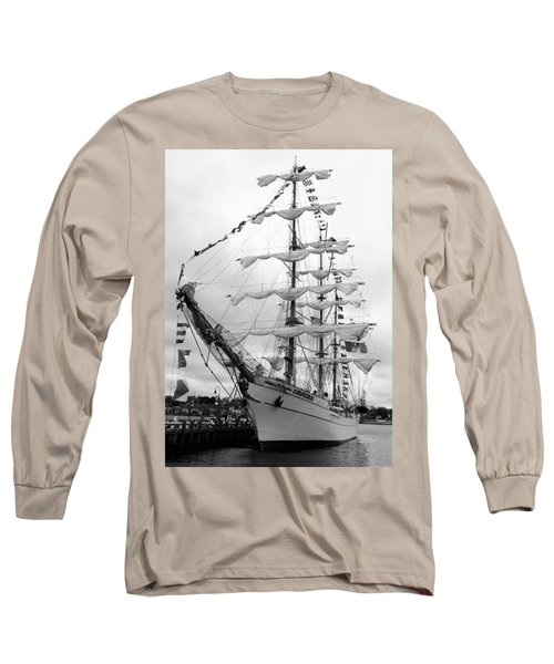 At The Pier Long Sleeve T-Shirt