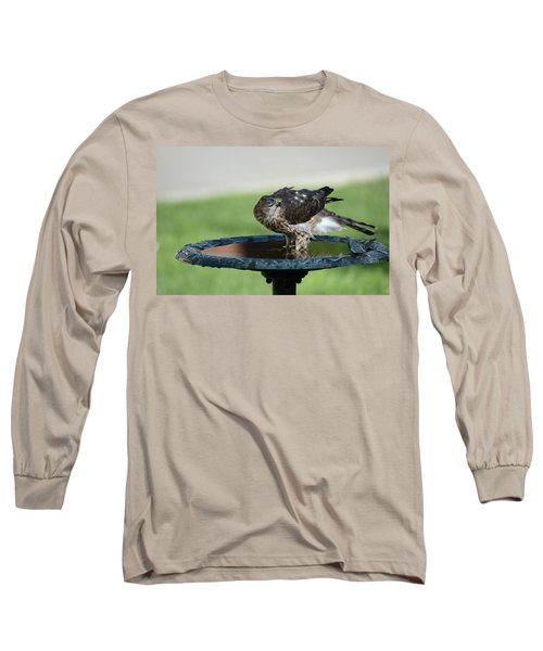 At The Water -1 Long Sleeve T-Shirt